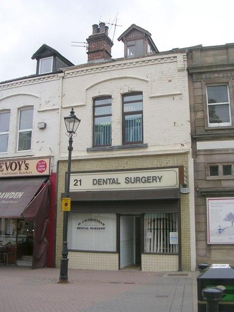 J M Cheetham Dental Surgery - High Street
