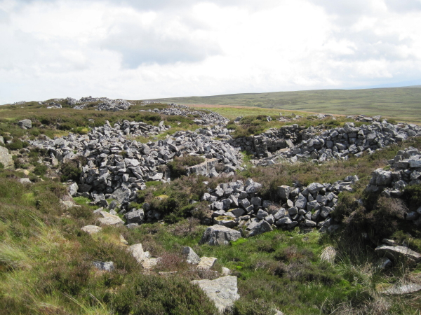 Disused Quarry, Millstone Band