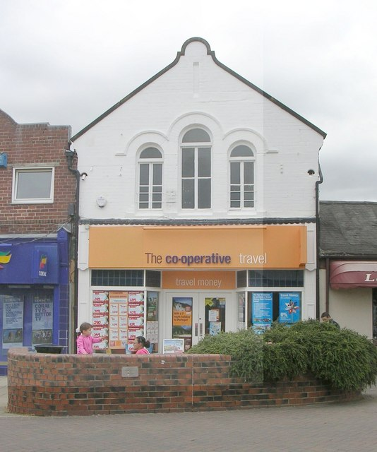 The co-operative travel - High Street