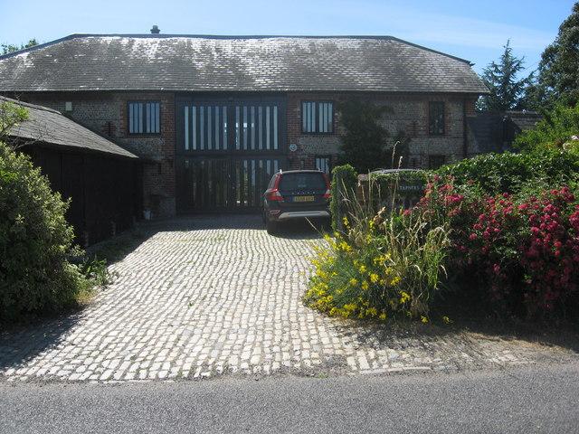 Tapner's Barn, Marsh Lane, Merston