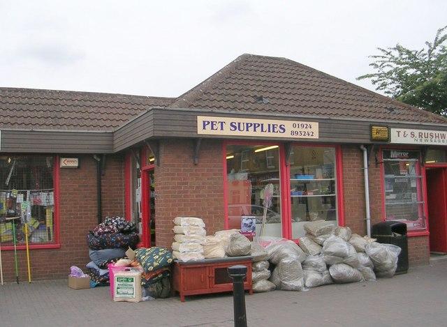 Pet Supplies - High Street
