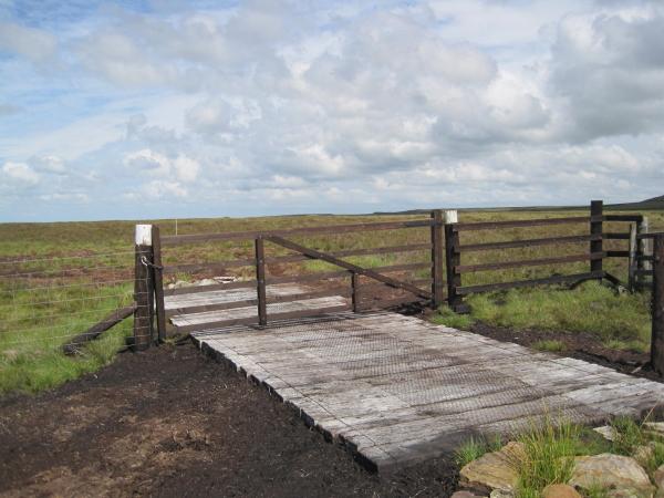 Gateway to Ashholme Common