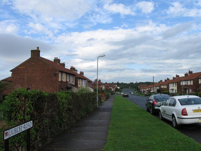 Jubilee Road, Carlisle