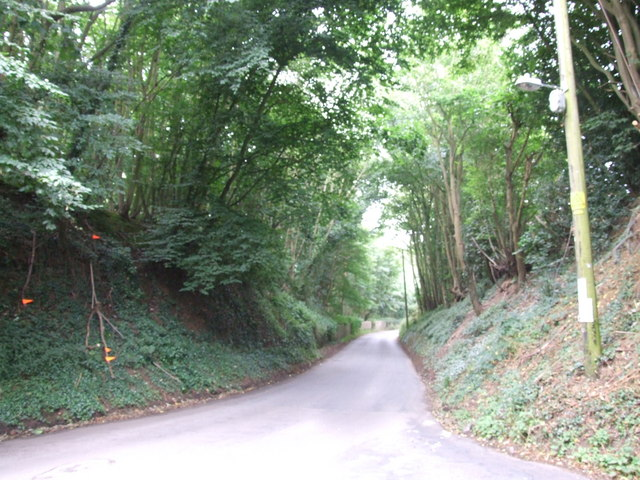 Snodland Road, near Birling