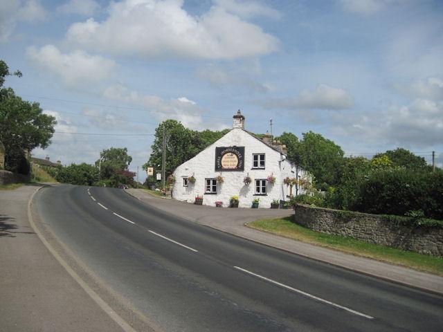 Three Horseshoes Inn Wensley