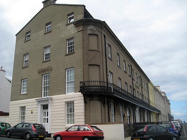 Kirby's Hotel, East Terrace (1)