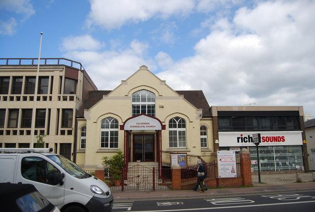 Culverden Evangelical Church