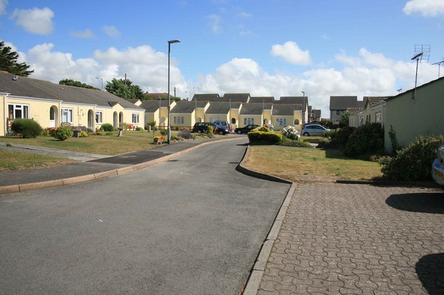 Bude Station site