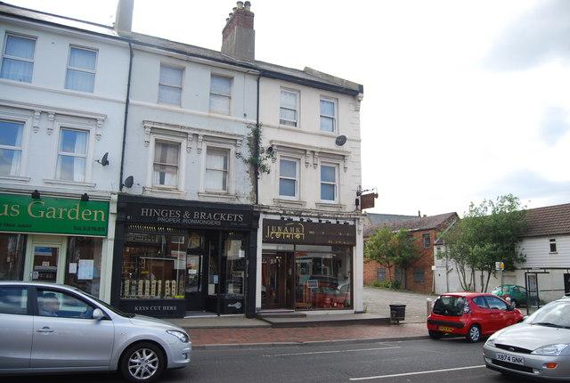 Antique Shop, St John's Rd