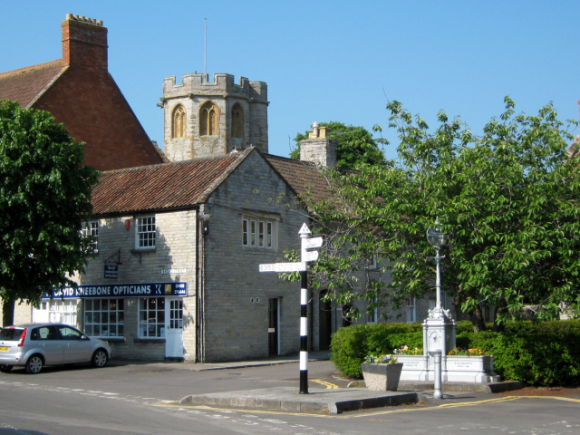 Broad Street, Somerton