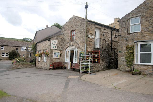 The Corn Mill restaurant