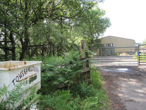 Towsbank Colliery (disused)