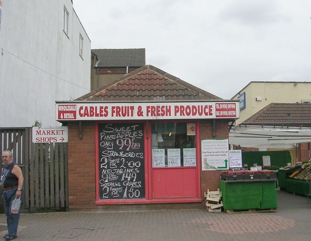 Cables Fruit & Fresh Produce - High Street