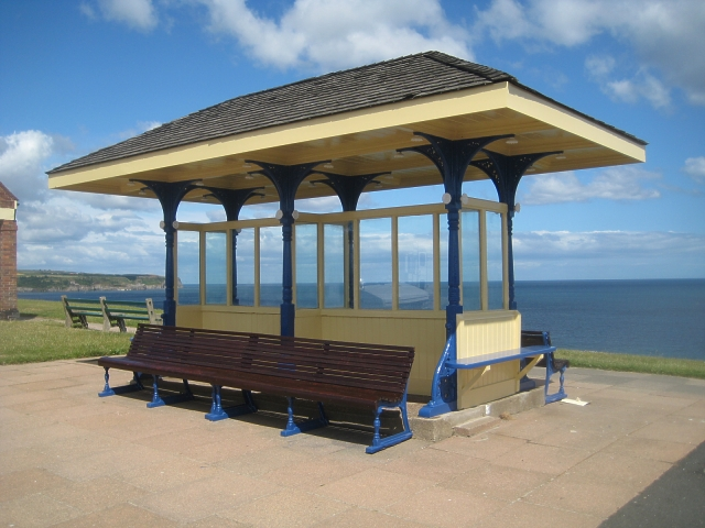 North Terrace, Edwardian Shelter No.1
