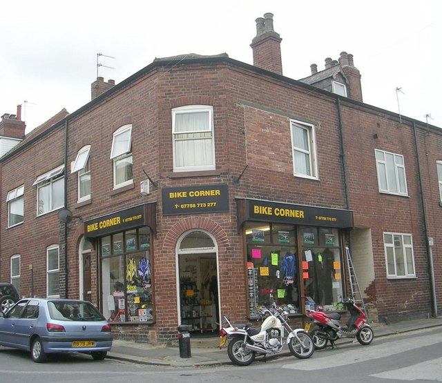 Bike Corner - Exchange Street