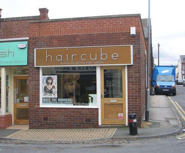 hair cube - Exchange Street