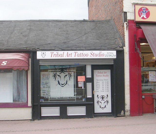 Tribal Art Tattoo Studio - High Street