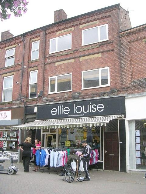ellie louise - High Street