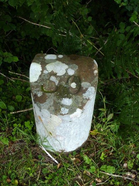 Milestone 50, Mid Sannox, Isle of Arran