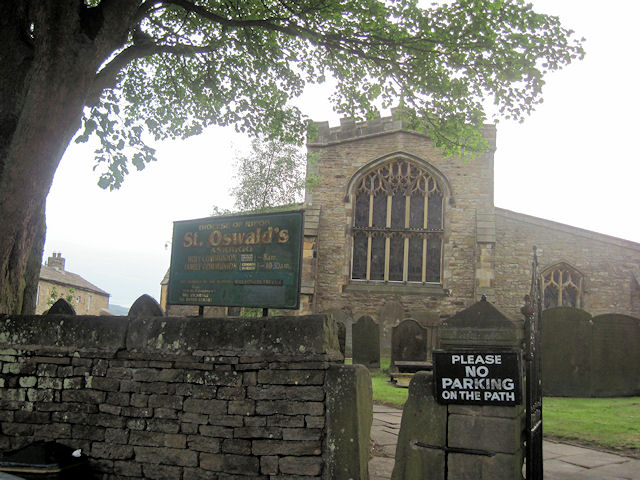 Askrigg Church