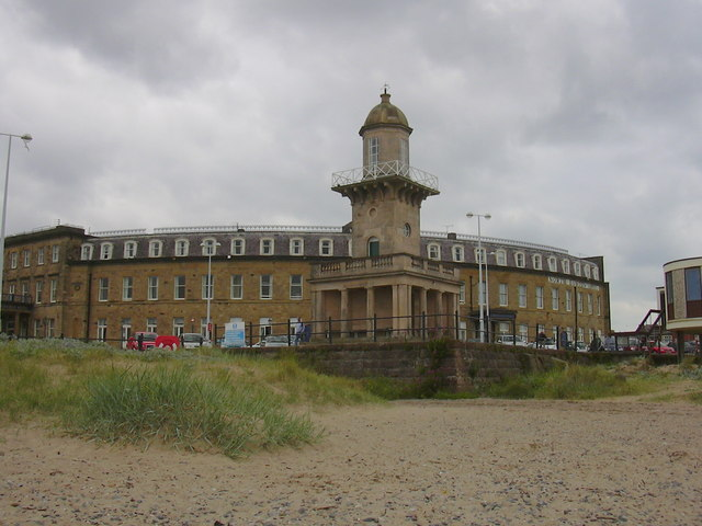 Beach Lighthouse, The Esplanade, Fleetwood, Lancashire, UK