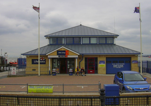 Fleetwood Lifeboat Station RNLI