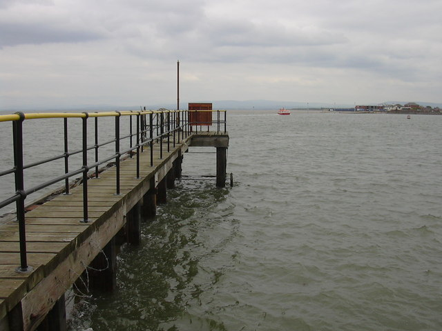 The Fleetwood to Knott End Ferry Service