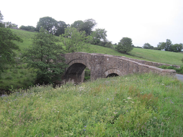 Bridge over The River Bain
