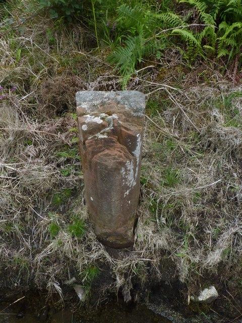 Milestone 49, North Sannox, Isle of Arran