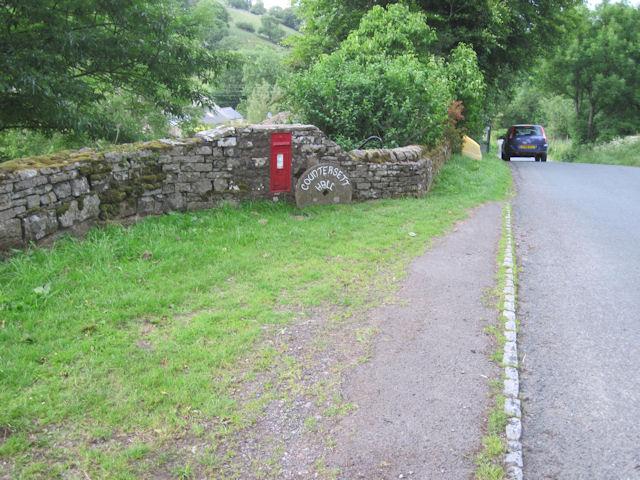 Road into Countersett