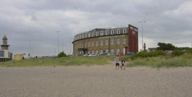 North Euston Hotel, The Esplanade, Fleetwood, FY7 6BN