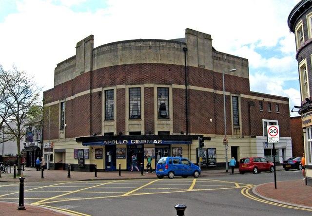 Apollo Cinema, Newport Road