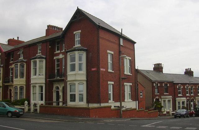 Bold Street-Hesketh Place, Fleetwood, Lancashire