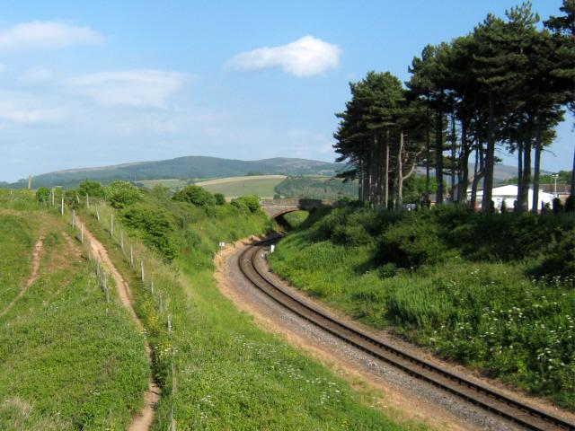 The West Somerset Railway at Watchet