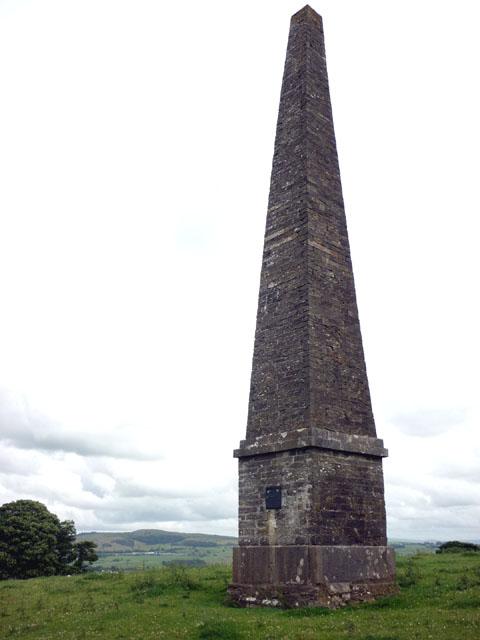 The Elba Monument