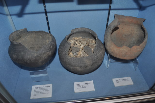 Anglo-Saxon Burial Urns