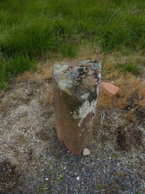Milestone 47, Gleann Dubh, Isle of Arran