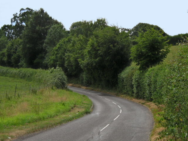 Lane from Ilminster to Kingstone