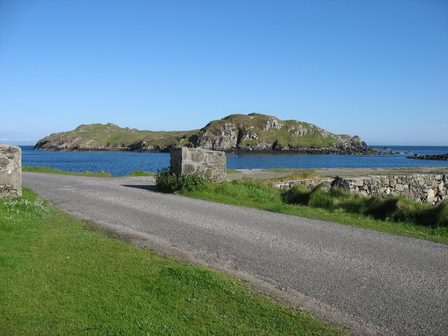 Ballay island from Rodel