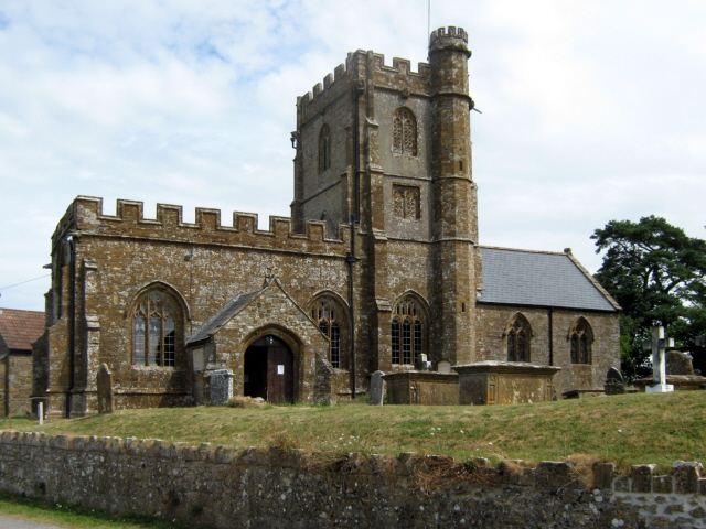 Church of St John and All Saints, Kingstone