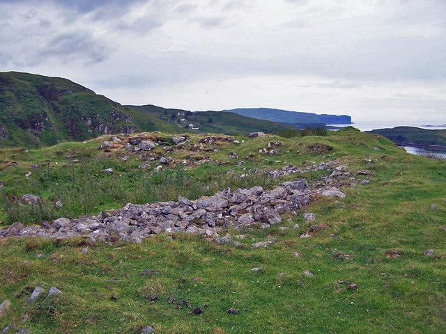 Dùn Garsin broch