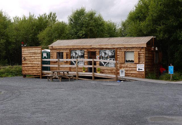 Cors Dyfi visitor centre