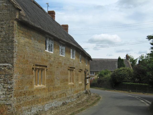 Allowenshay village