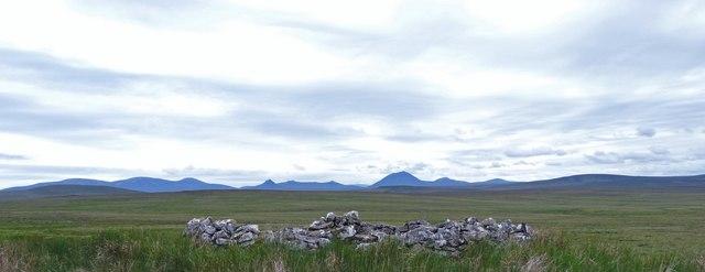 Sheepfold near Thulachan