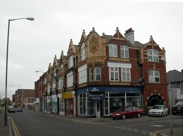 Southbourne, Julian Terrace