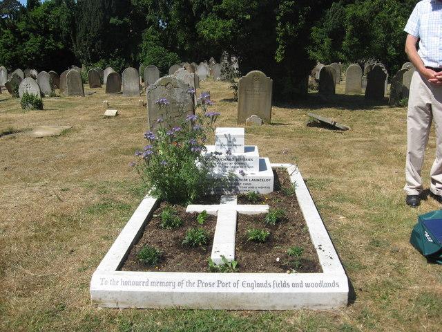 The Grave of Richard Jefferies