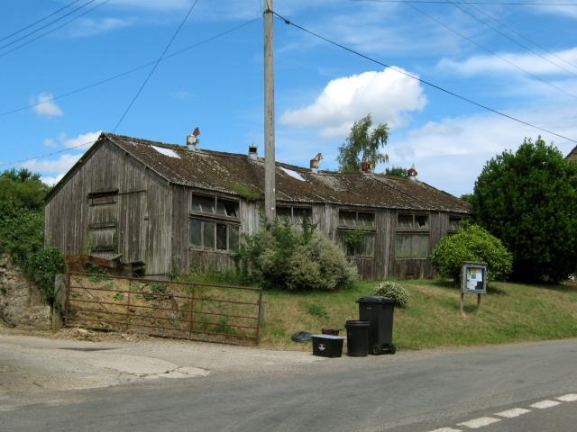 Farm sheds, Allowenshay