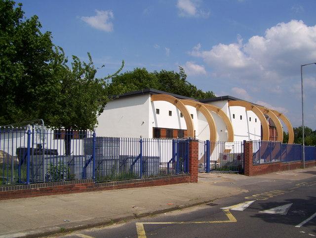 New extension to Rawmarsh School
