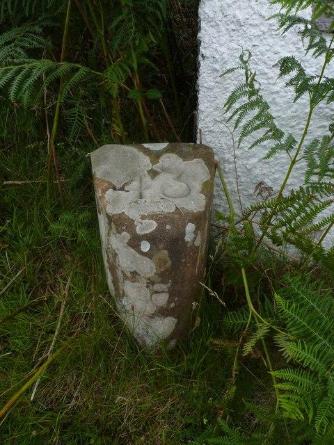 Milestone 43, Lochranza Pier, Isle of Arran
