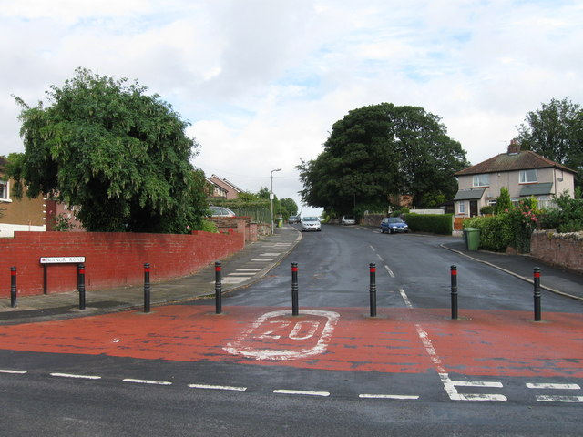 Manor Road, Upperby